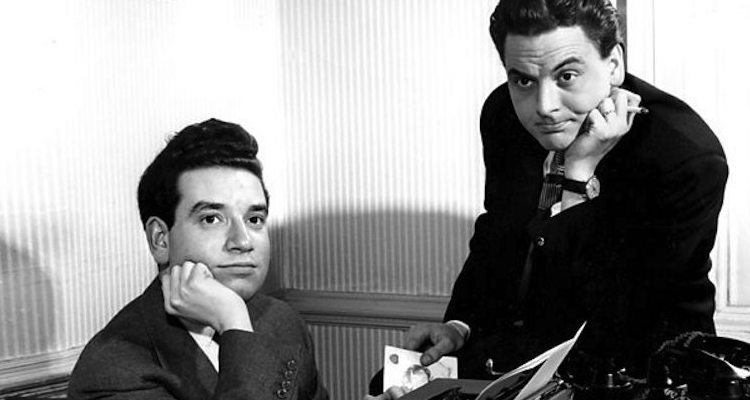 bob monkhouse and denis goodwin were the early writers for hit BBC radi show Calling All Forces