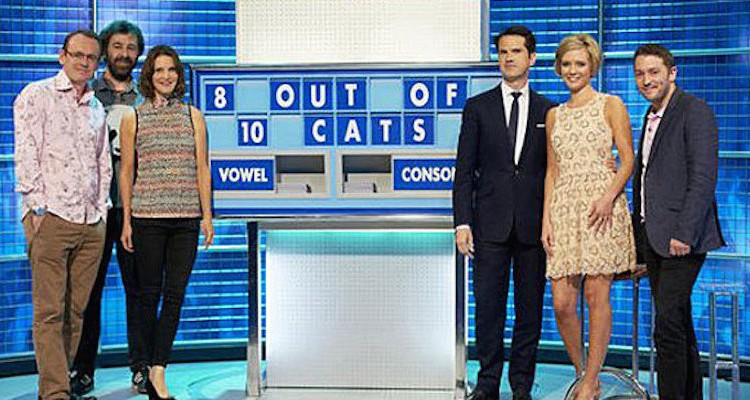 the main stars of 8 out of 10 cats does countdown