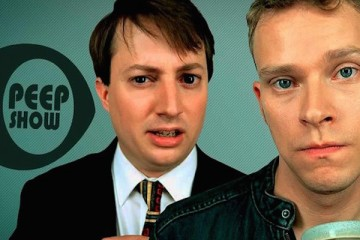 "channel4's cult sitcom ""peep show"""
