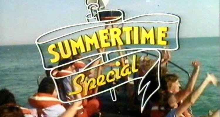 title card for the bbc's summertime special