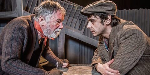 jeff rawle and ed coleman are steptoe and son for 2016