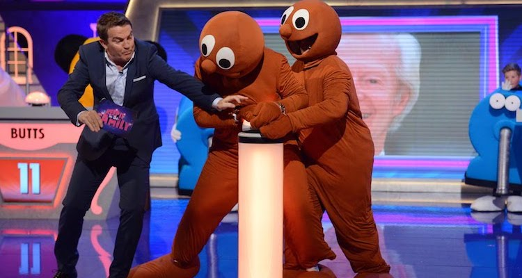 bradley walsh presents keep it in the family
