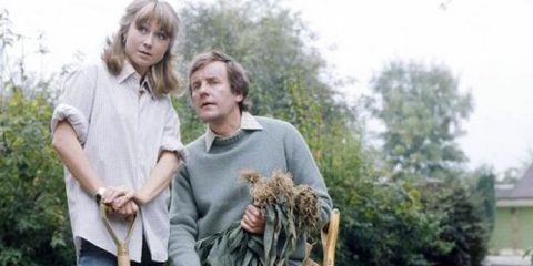 one of the the most popular sitcoms of the 1970's and still popular today The Good Life