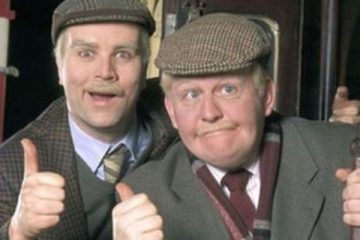 scottish sitcom still game prooves they've still got it with a new series nine years after the original ended
