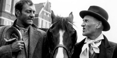 UK Drama are now repeating vintage Black abd white episodes of steptoe and son