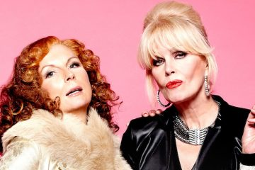 edna and patsy from absolutely fabulous