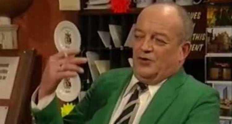 tim healy stars in the john sullivan sitcom heartburn hotel