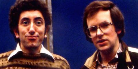 mong the sstars of surreal bbc radio comedy the burkiss way