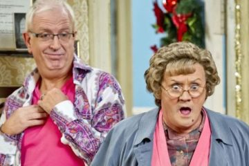 rory cowan has decided to leave the hit show mrs brown's boys