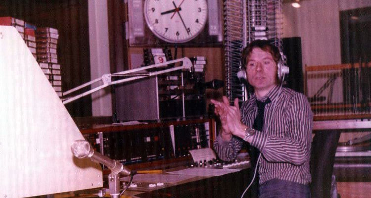 adrian juste presented a unique mix of music and comedy on BBC radio 1 between 1978 and 1994