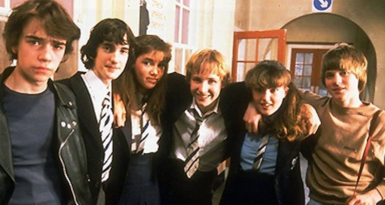 early cast of Grange Hill