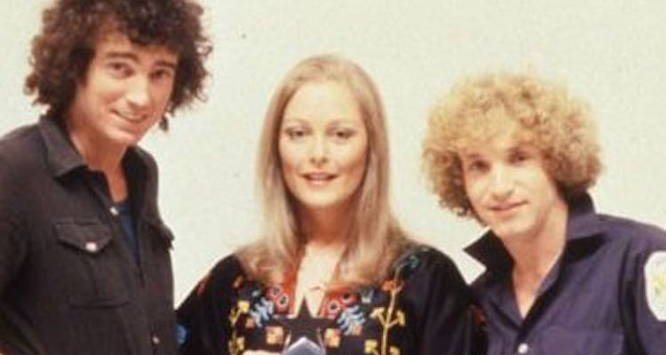 mid 1970's presenter line up for tv show magpie