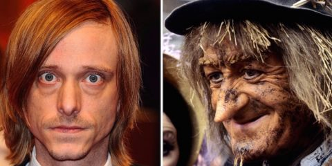 Mackenzie crook prposes to to take on the part of worzel gumming made famous by jon pertwee