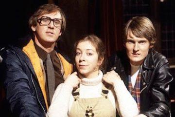 Peter davison stars in bbc sitcom sink or swim