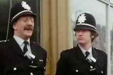 early roy clarke sitcom the growing pains of pc penrose