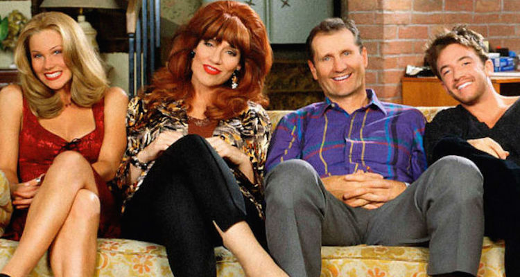 Christina applegate became a huge star after starring in Married with children