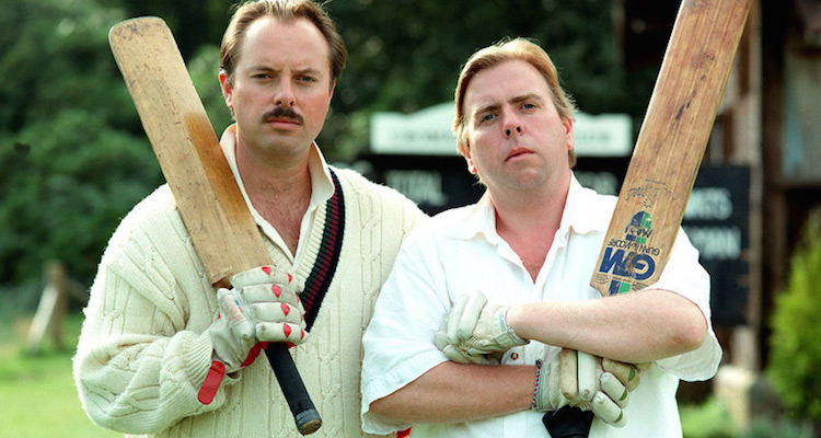 Timothy spall is among an all star cast for the cricket themed outside edge