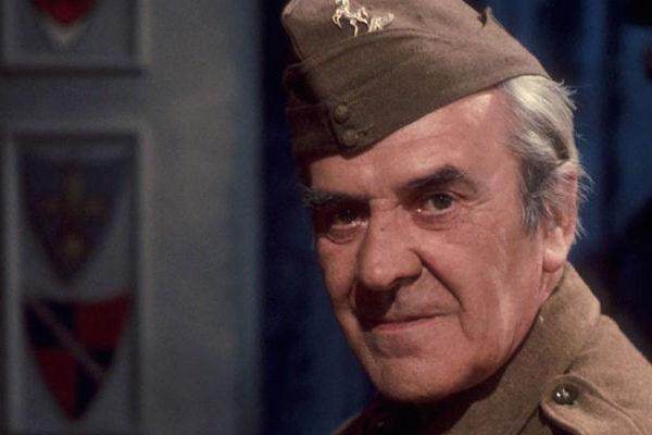 john le mesurier is sergeant wilson in dads army