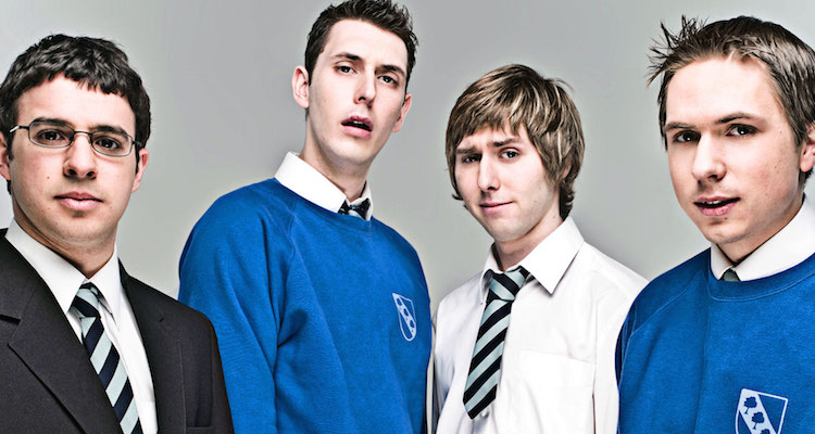 main cast of the hit channel 4 sitcom the inbetweeners