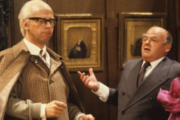 john wells and roy kinnear star in anyone for dennis?
