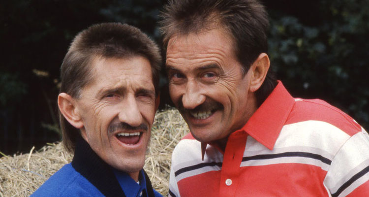 the chuckle brothers star in their tv hit chuckle vision