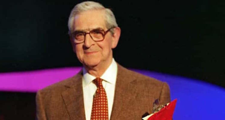 top comedy writer and TV host Deinis Norden has died aged 96