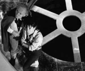 the doctor and his companions find themselves shrunk down to size in planet of the giants