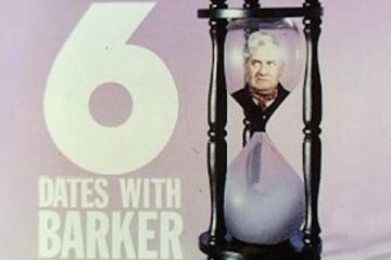 title card from the london weekend television series six dates with barker