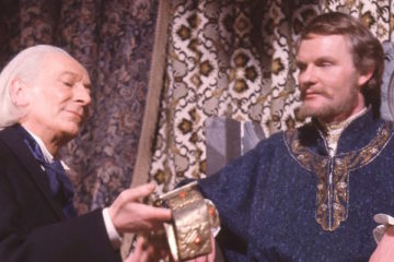 william hartnell and julian glover in the crusade