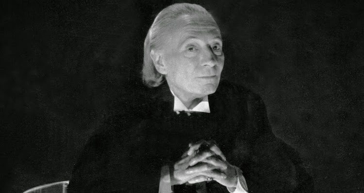 william hartnell plays the doctor in the space museum a story from doctor who's second season