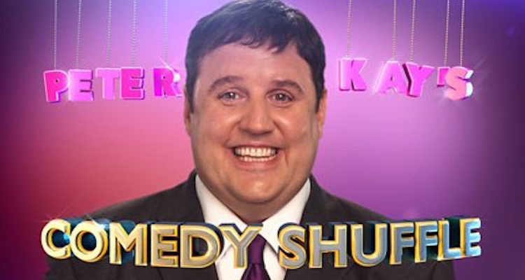 peter kay's comedy shuffle features highlights from his twenty year career