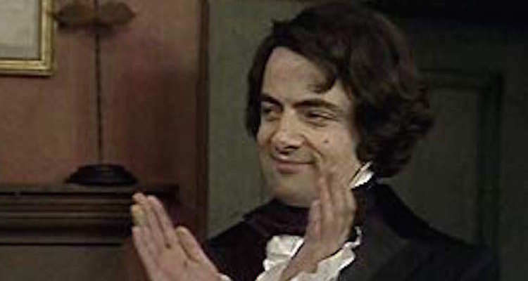 rowan atkinson stars in a one off blackadder christmas special