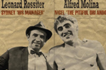 leonard rossiter stars in this ill feted 1978 sitcom about a wrestling promotor