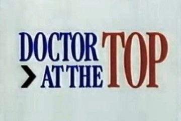 title card to 1990's bbc tv series doctor on top