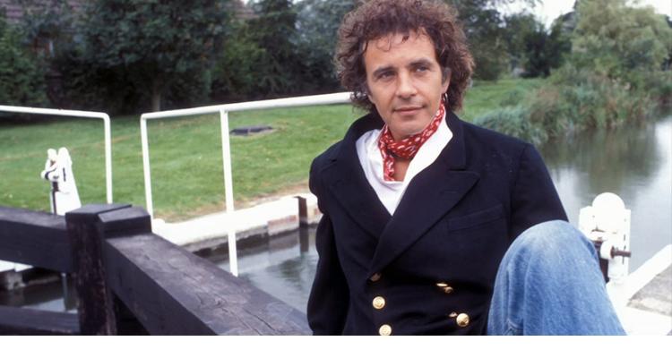 david essex stars in 1980's bbc sitcom the river